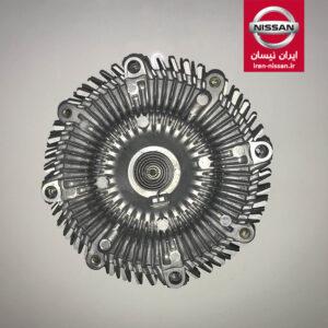 کلاچ پروانه پاترول ۴ سیلندر نیسان موتور