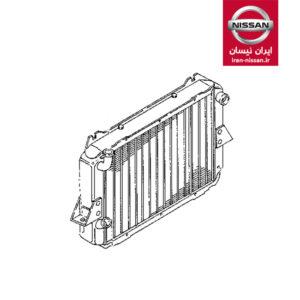 رادیاتور آب پاترول ۴ سیلندر نیسان موتور