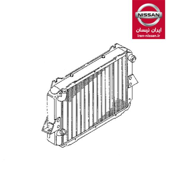 رادیاتور آب پاترول 4 سیلندر نیسان موتور