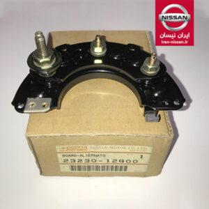 دیود نعلی دینام پاترول ۶ سیلندر نیسان موتور