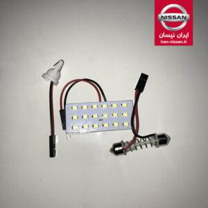 لامپ LED سقف پاترول ۲ در
