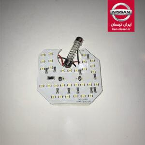 لامپ LED سقف پاترول ۴ در