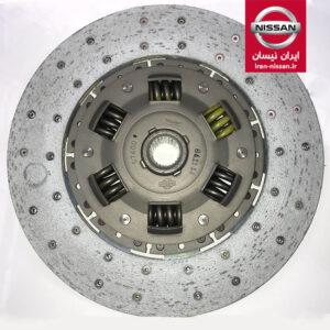 دیسک و صفحه کلاچ پاترول ۶ سیلندر نیسان موتور