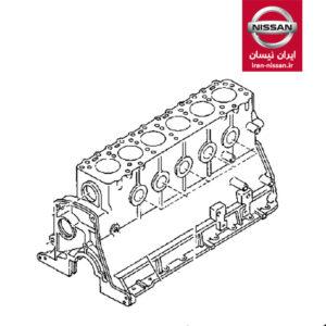 بلوک سیلندر پاترول ۶ سیلندر نیسان موتور